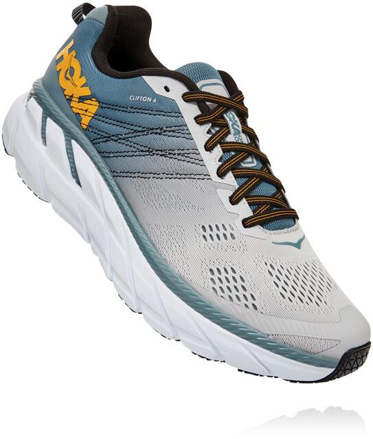 Hoka One One Clifton 6 Shoes Men leadlunar rock